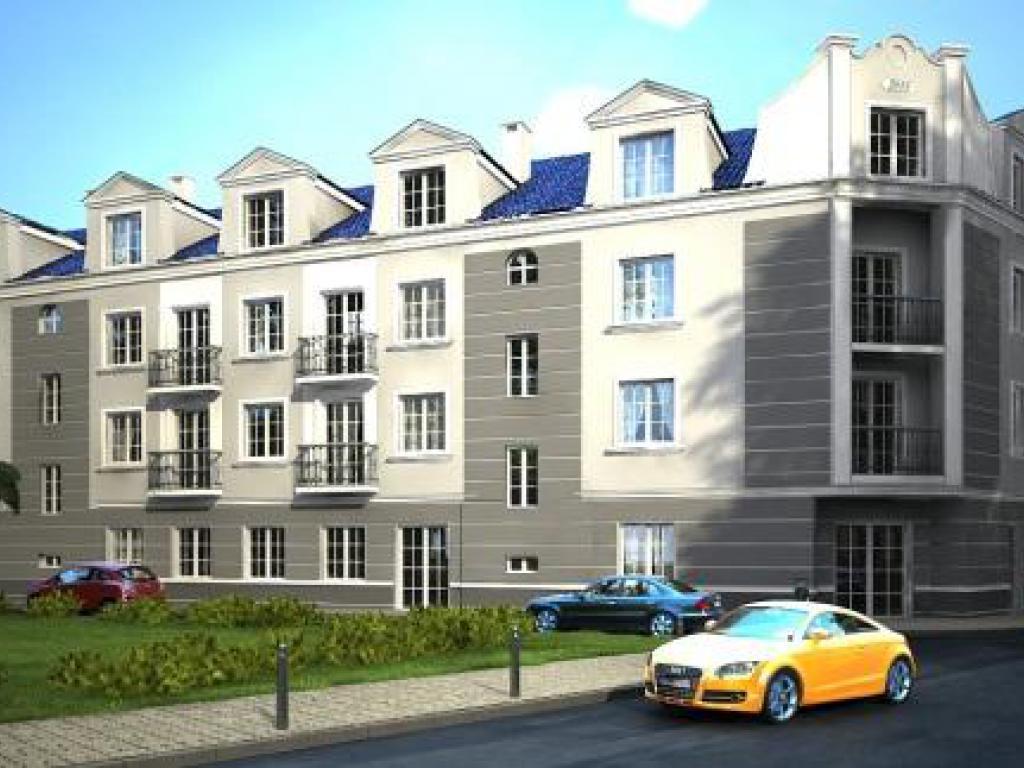 mieszkania Inwestycja w Pruszkowie przy ulicy 3 Maja