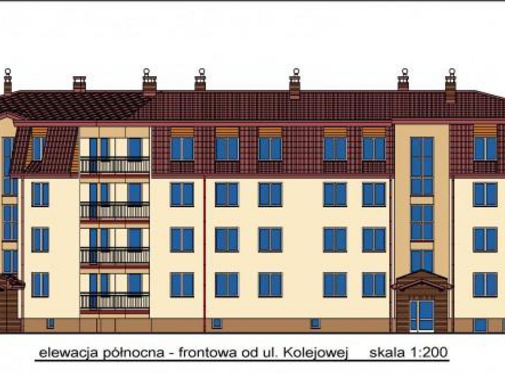 mieszkania Kolejowa - Gołdap