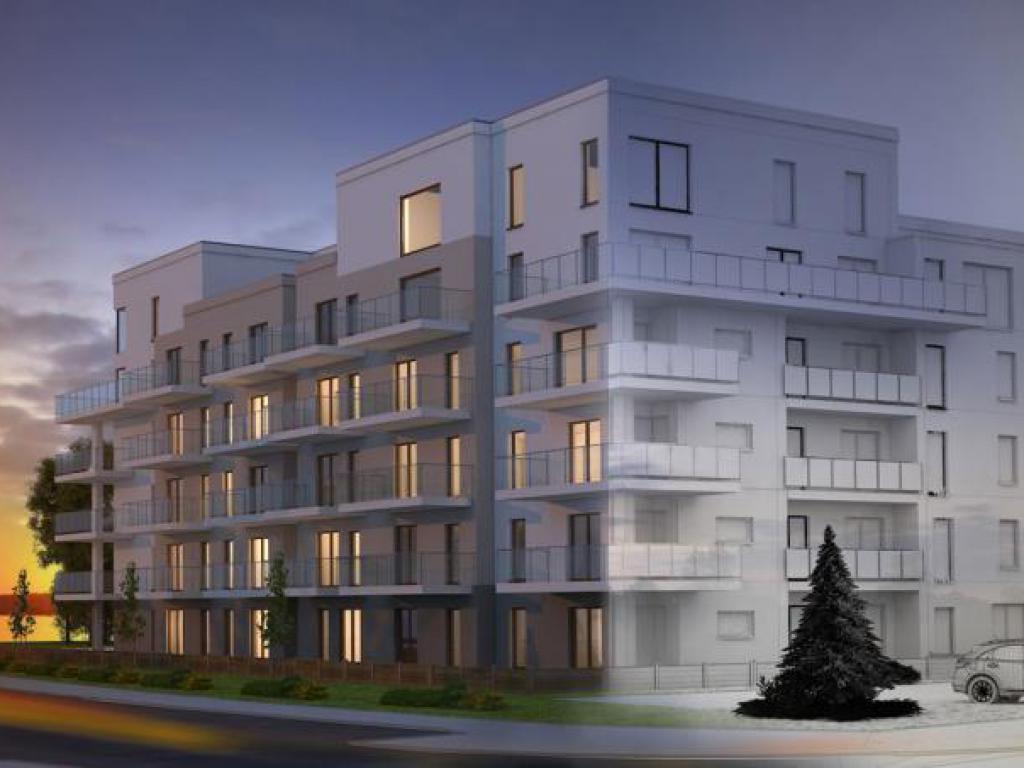 mieszkania Apartamenty Marina