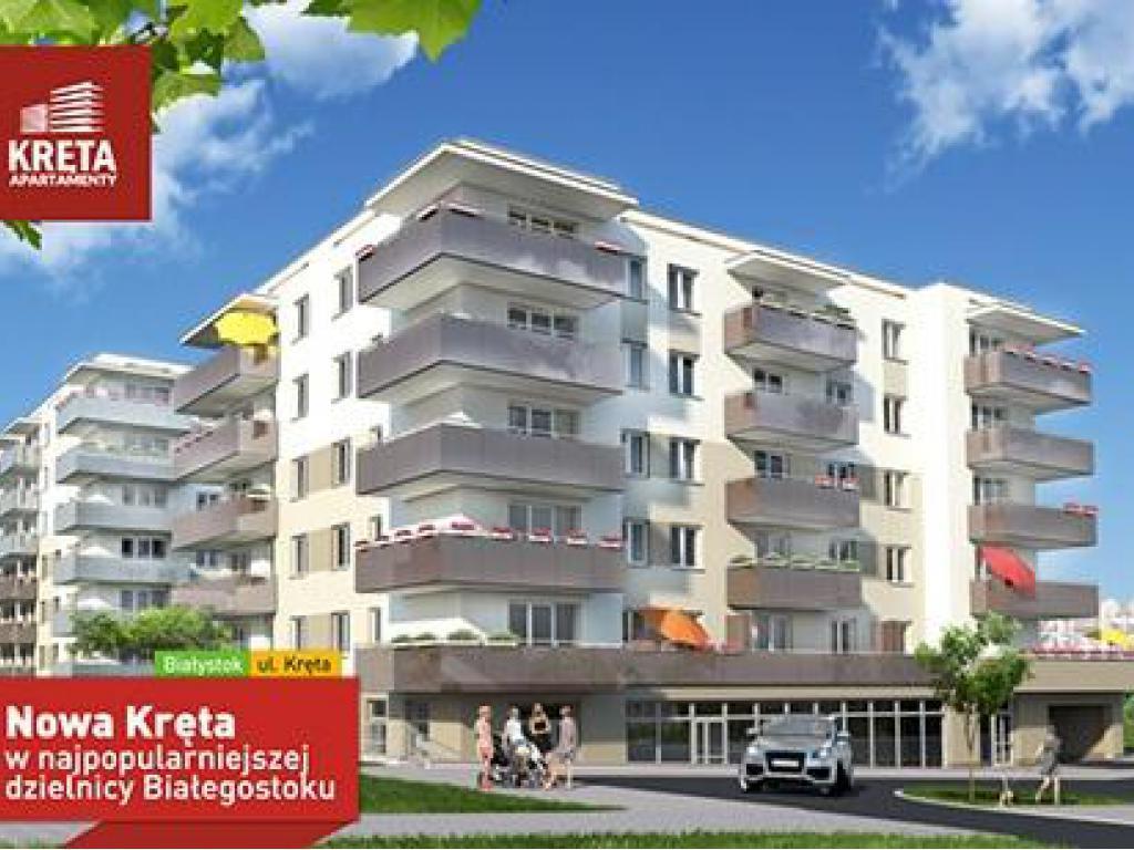 mieszkania  Apartamenty Kręta