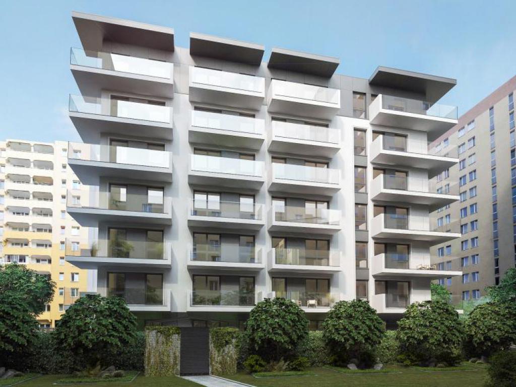 mieszkania Chłodna Square Apartments