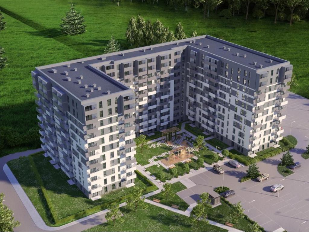 mieszkania MURAPOL NOWY BAŻANTÓW - Nowe mieszkania w Katowicach na ul. Bażantów