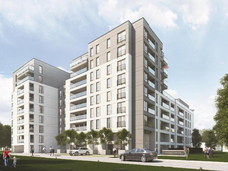 nowe mieszkania - Marcelinove - fot.1