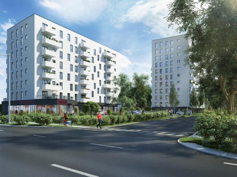 nowe mieszkania - Murapol Widzew - fot.0