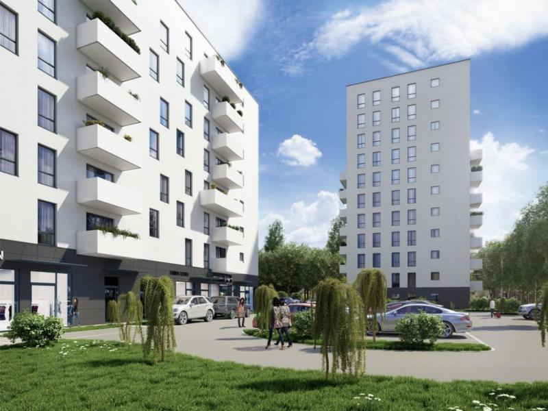 nowe mieszkania - Murapol Widzew - fot.1