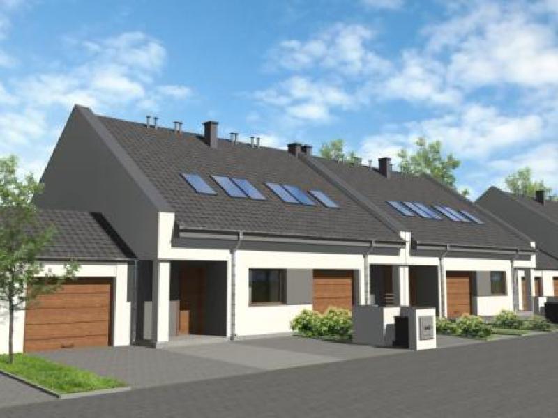 nowe mieszkania - domy - Osiedle Nowy Bnin - fot.0