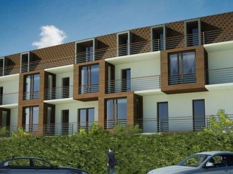nowe mieszkania - Poronińska 8 - fot.1