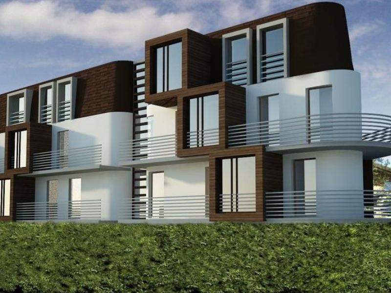nowe mieszkania - Poronińska 8 - fot.0