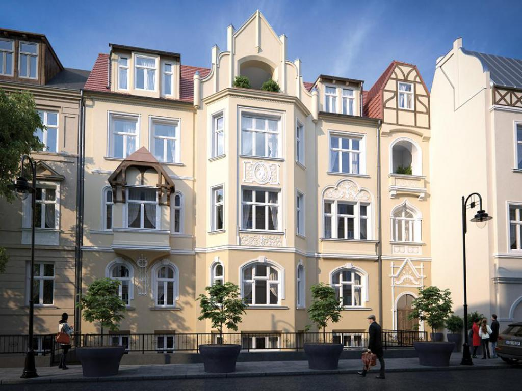 mieszkania Cieszkowskiego 4