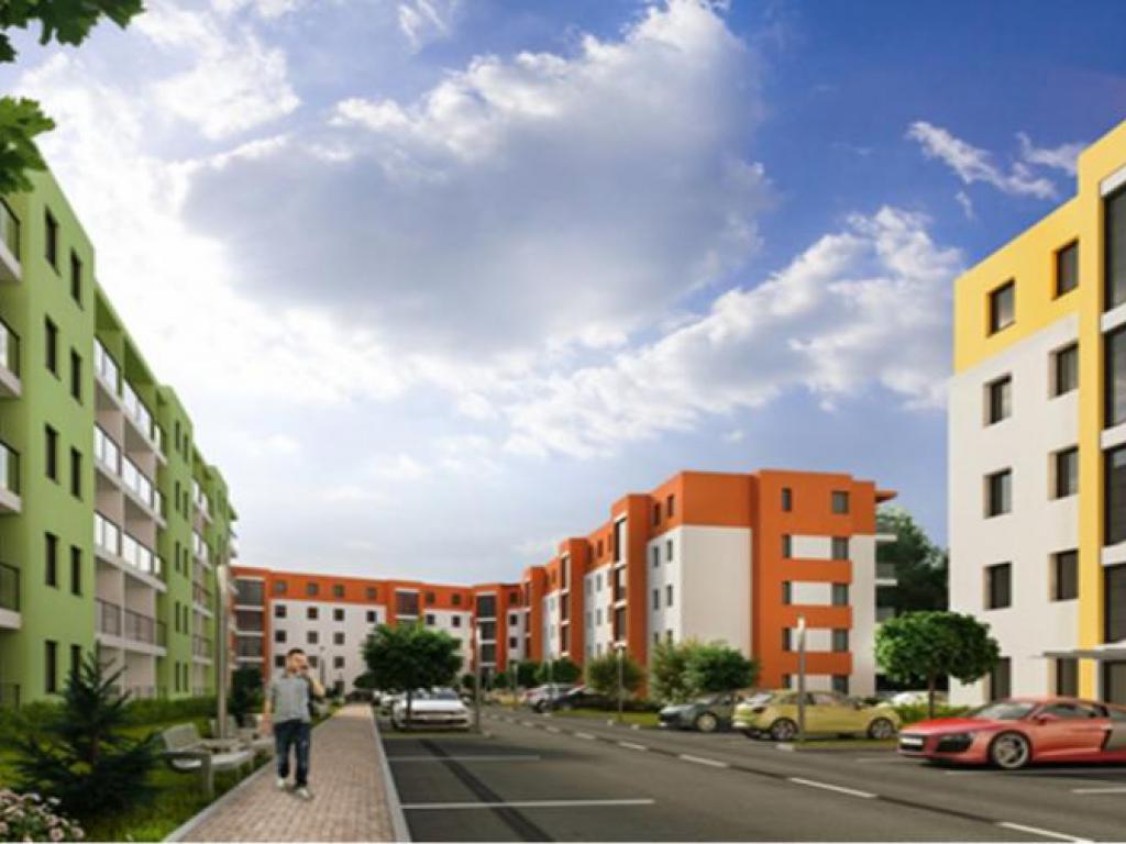 mieszkania Urocze Nowe Miasto