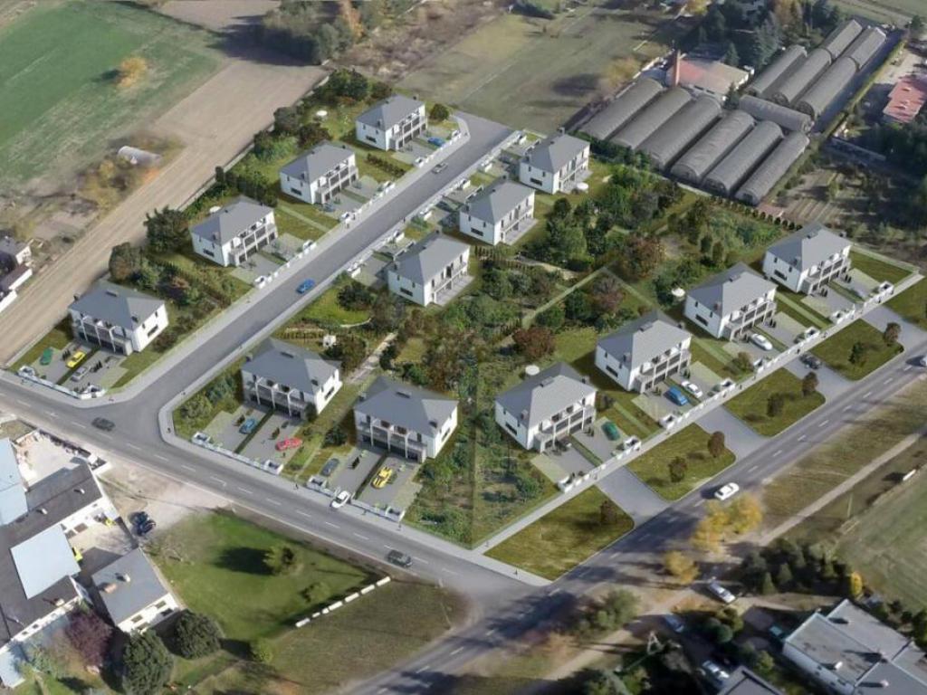 domy Zielone Szczepankowo
