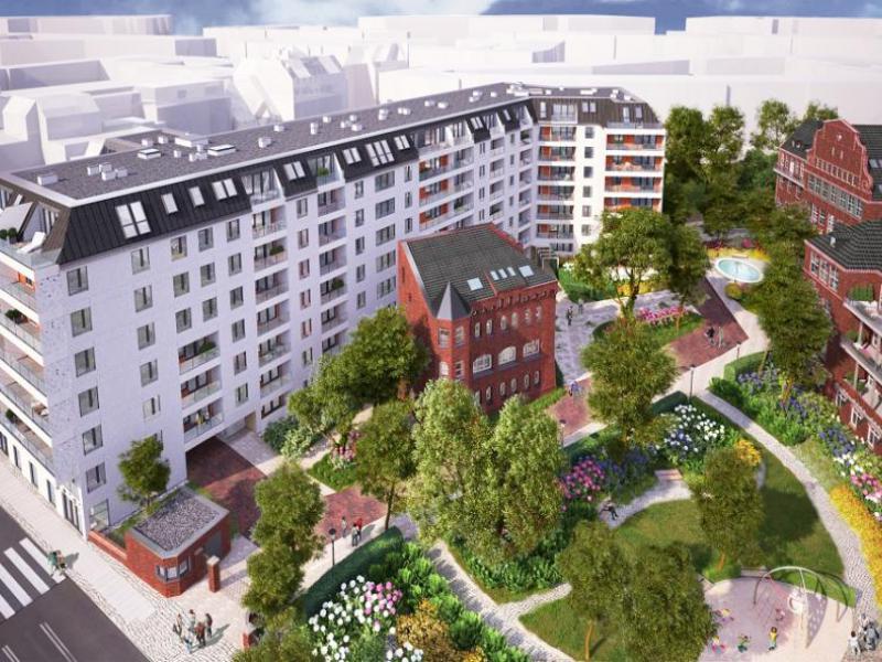 nowe mieszkania - Lokum Vena - fot.1