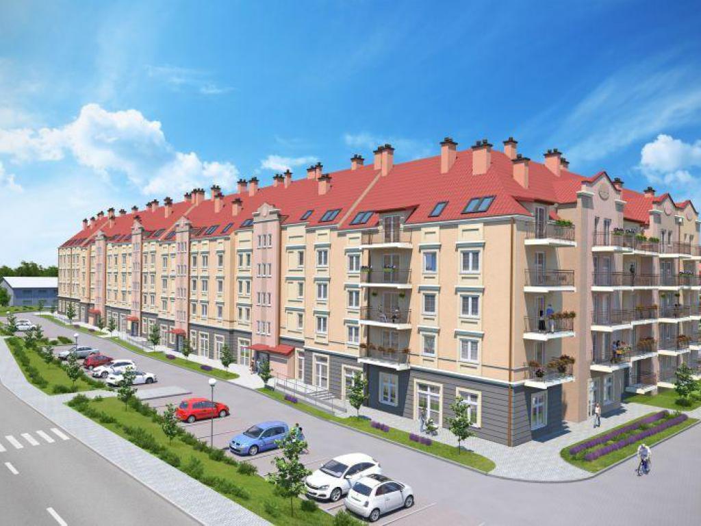 mieszkania Osiedle Przylesie przy ul. Borowej  -IV etap