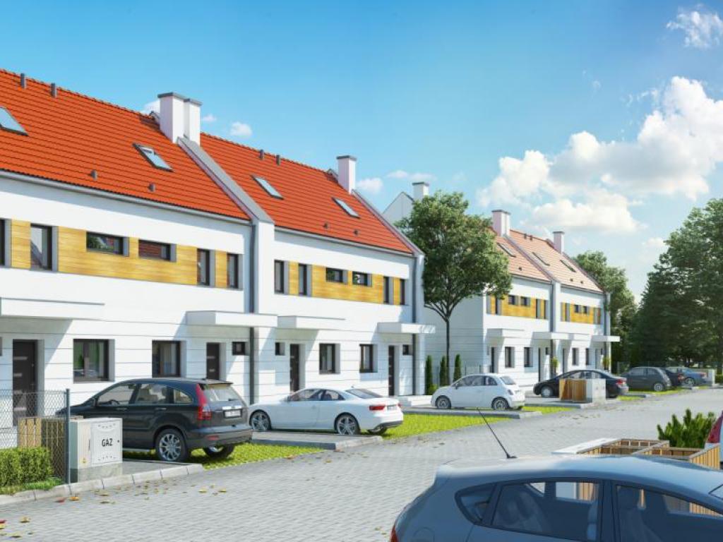 mieszkania Osiedle Słoneczna Dąbrowa