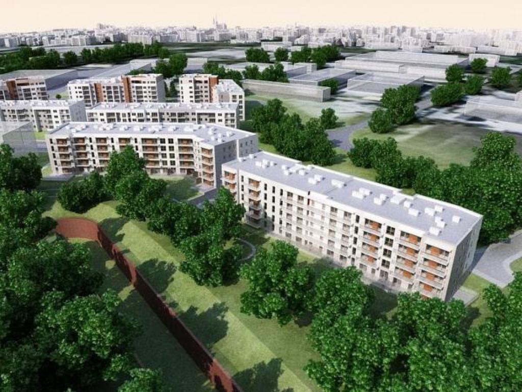 mieszkania Reduta Nowe Podolany - kontynuacja