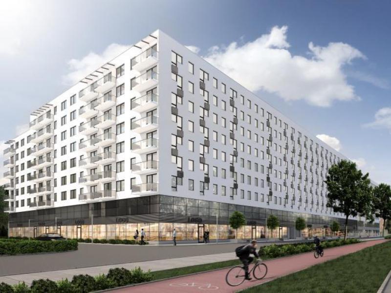 nowe mieszkania - Legnicka Street II - fot.0