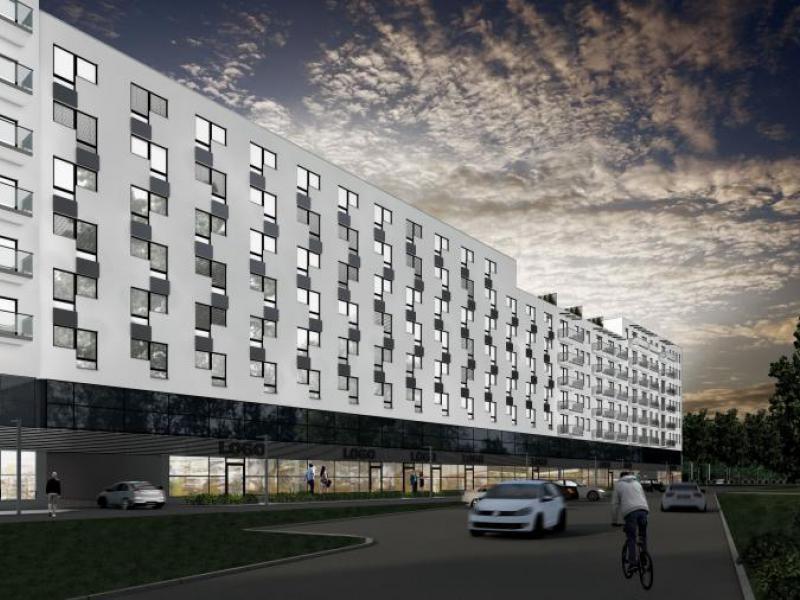 nowe mieszkania - Legnicka Street II - fot.2