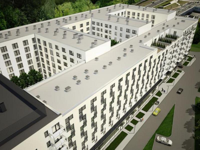 nowe mieszkania - Legnicka Street II - fot.4