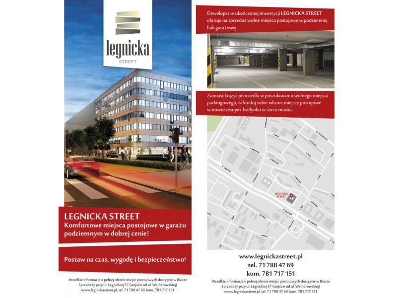 nowe mieszkania - Legnicka Street II - fot.1