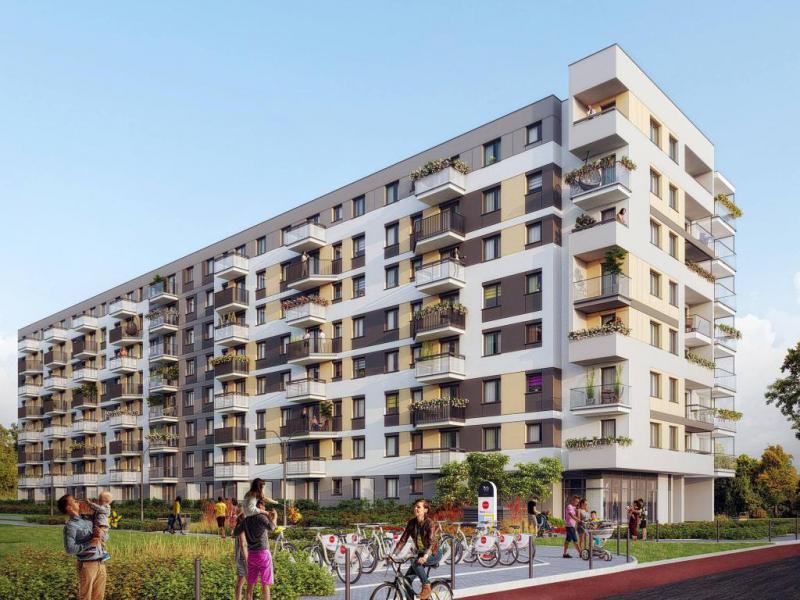 nowe mieszkania - Next Ursus - fot.0