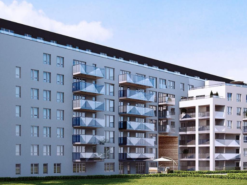 mieszkania Nordic Mokotów II