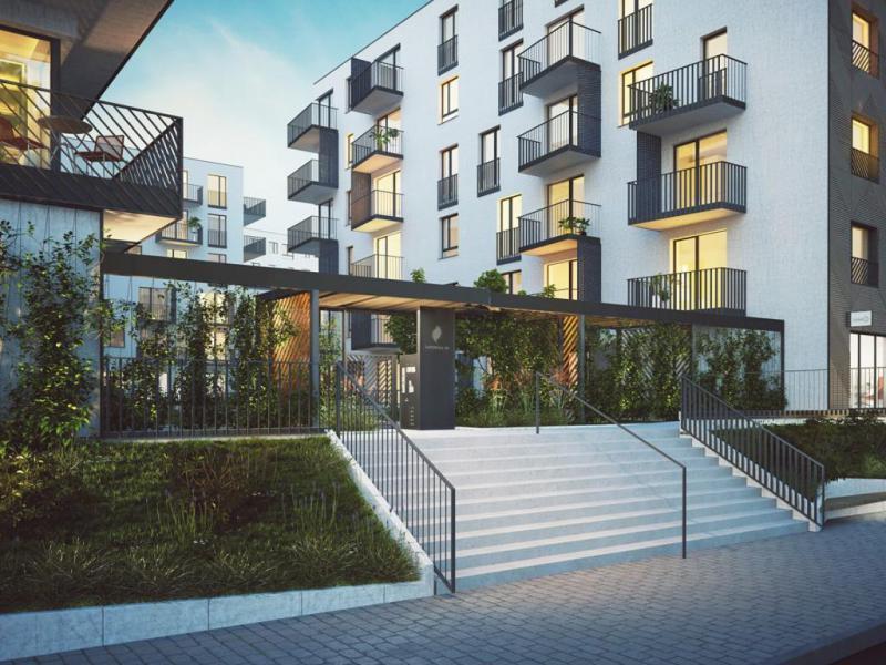 nowe mieszkania - lokale - Saperska 30 - fot.1