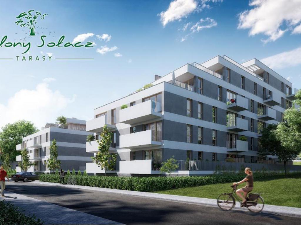mieszkania Zielony Sołacz Tarasy
