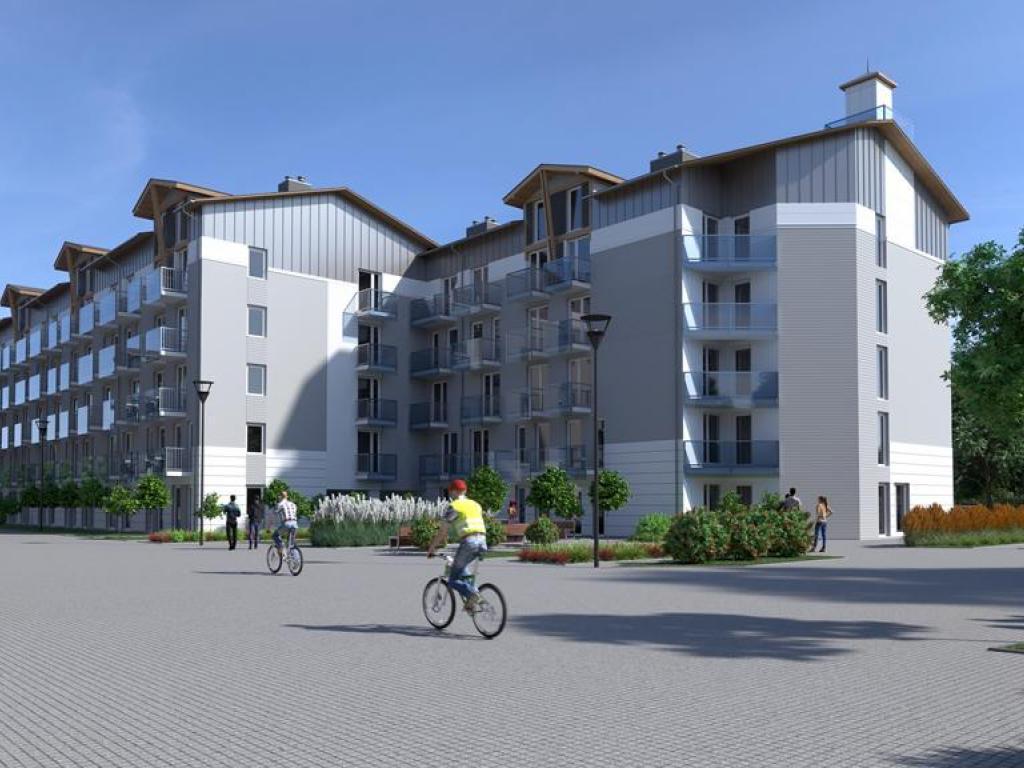 mieszkania Nadolnik Compact Apartments
