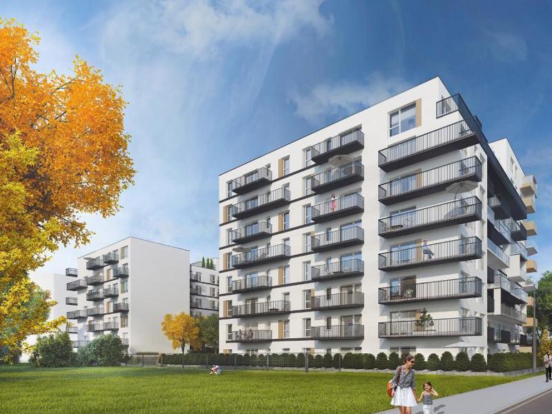 nowe mieszkania - METROBIELANY budynek D, etap 4 - fot.0