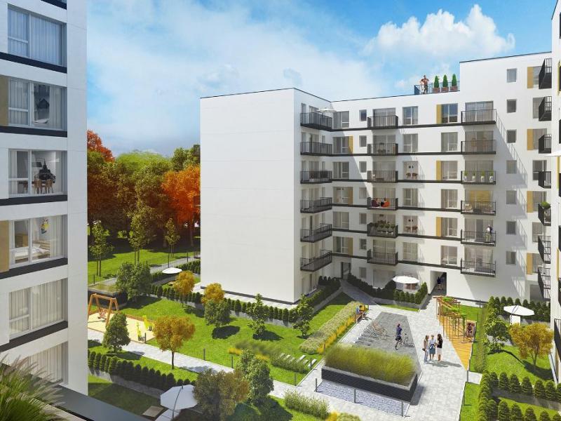 nowe mieszkania - METROBIELANY budynek D, etap 4 - fot.2