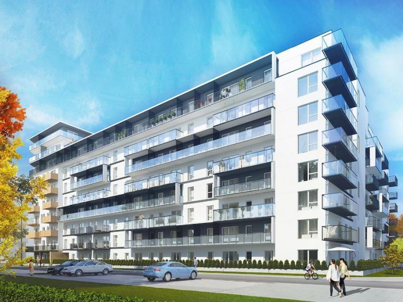 nowe mieszkania - METROBIELANY budynek D, etap 4 - fot.3