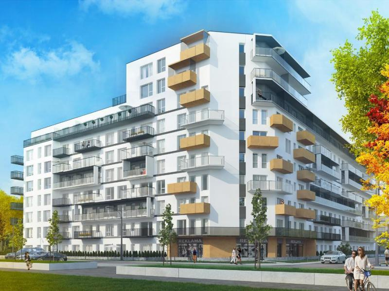 nowe mieszkania - METROBIELANY budynek D, etap 4 - fot.4