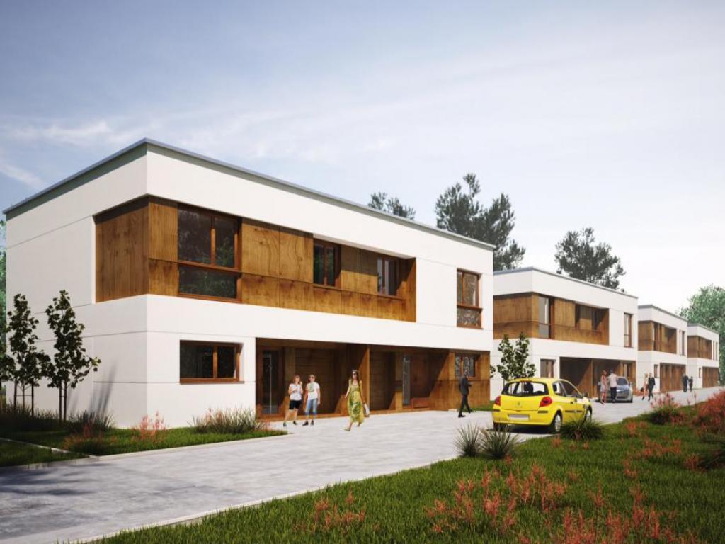 domy Modern Village