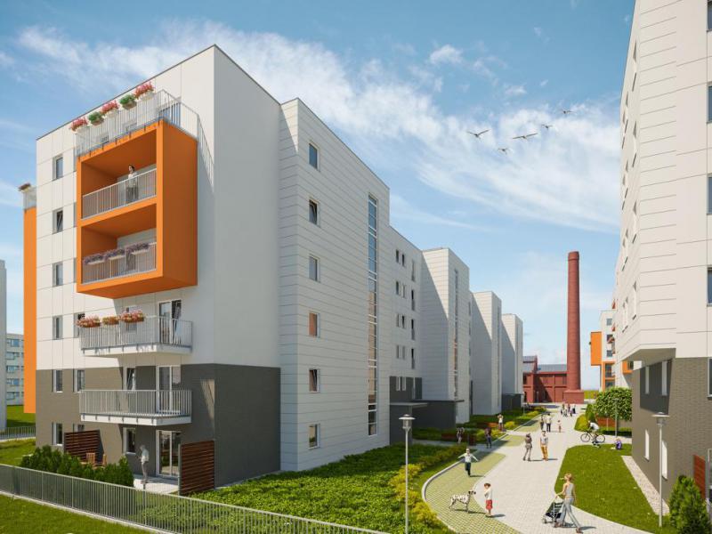 nowe mieszkania - Wilczak 20 etap IV - fot.0
