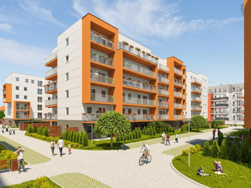 nowe mieszkania - Wilczak 20 etap IV - fot.2