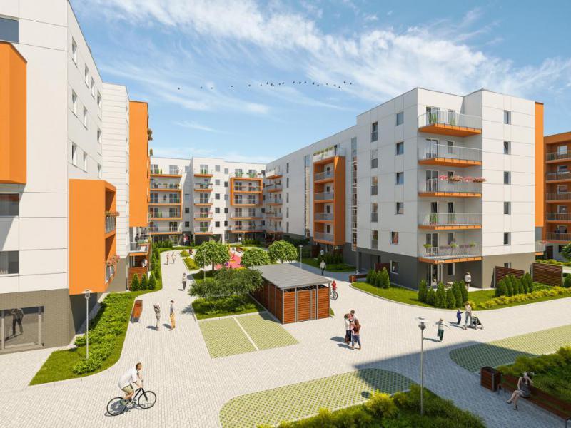nowe mieszkania - Wilczak 20 etap IV - fot.3