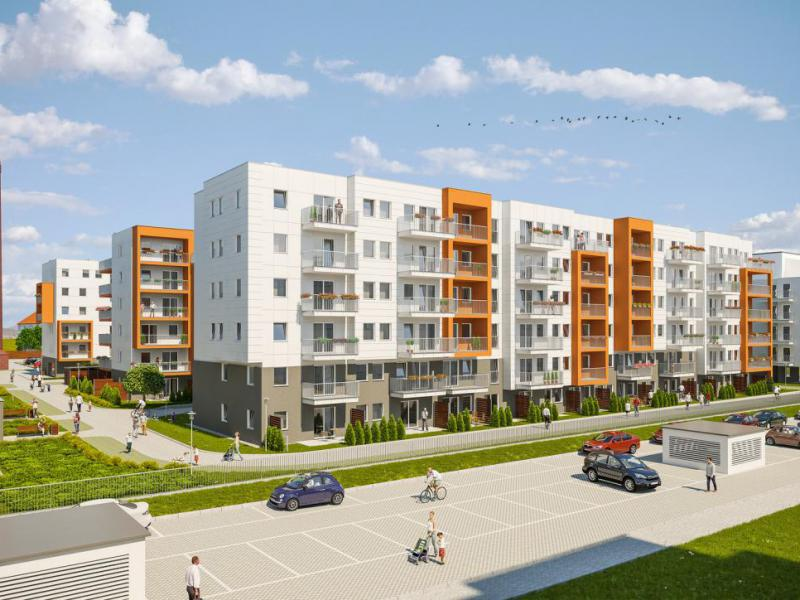 nowe mieszkania - Wilczak 20 etap IV - fot.4