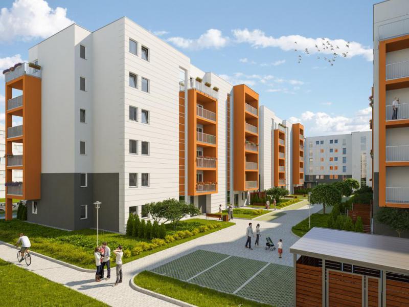 nowe mieszkania - Wilczak 20 etap IV - fot.5