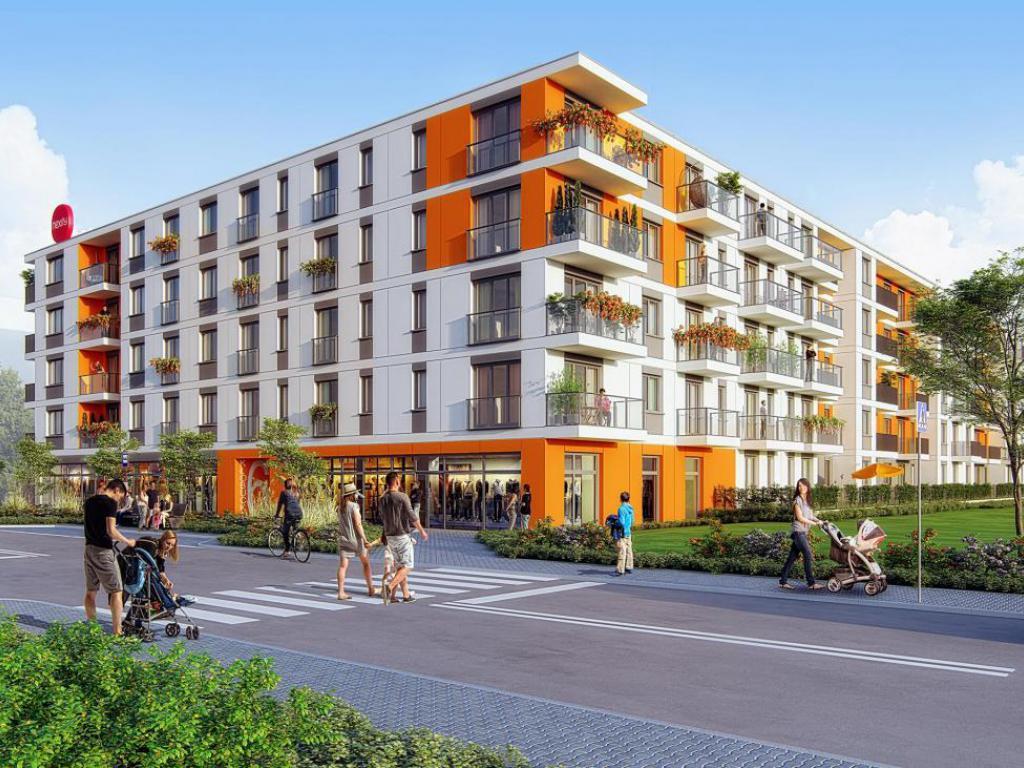 mieszkania Lifetown budynek Orange - etap I