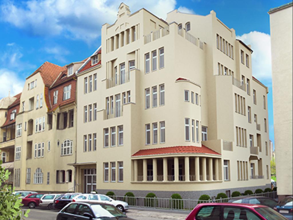 mieszkania Chełmońskiego 20