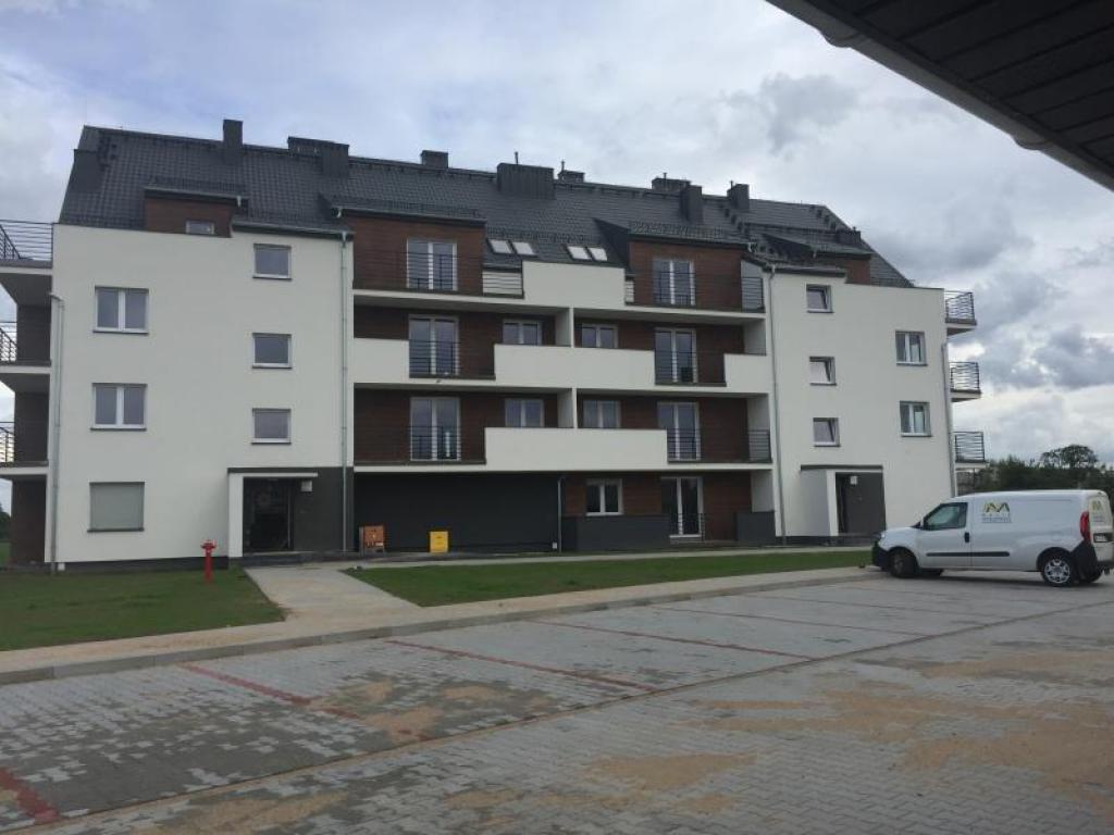 mieszkania Osiedle Słoneczne Etap II
