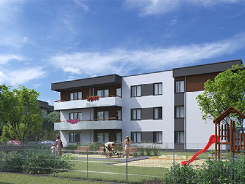 nowe mieszkania - Akacjowy Zakątek II - fot.0