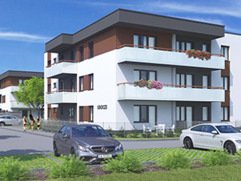 nowe mieszkania - Akacjowy Zakątek II - fot.1