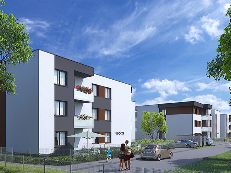 nowe mieszkania - Akacjowy Zakątek II - fot.2