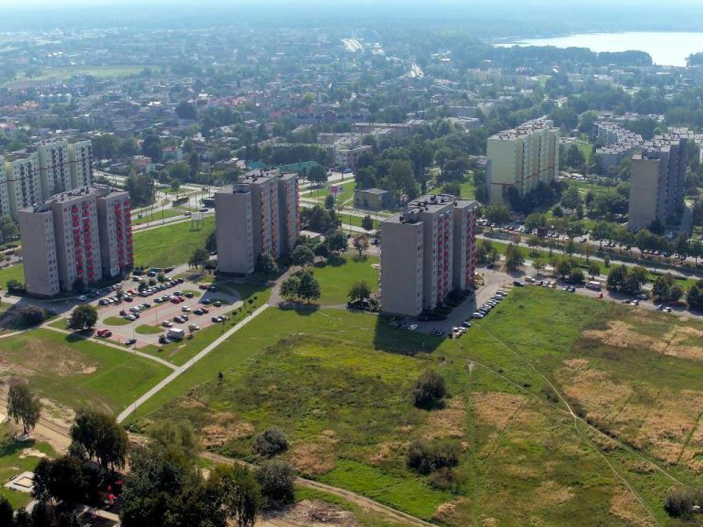 mieszkania Tychy, al. Piłsudskiego - Apartamentowiec nr 1