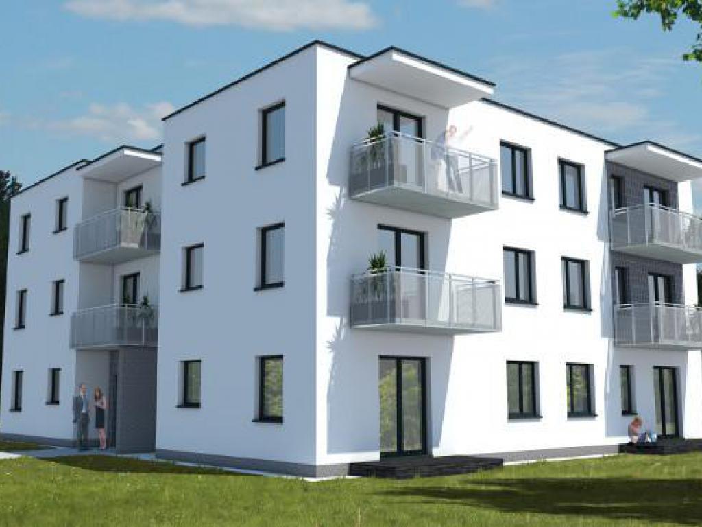 mieszkania Zielone Panewniki etap II