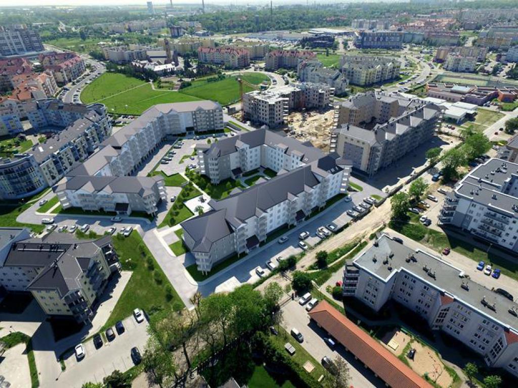 mieszkania Plac Jana Pawła II bud.5