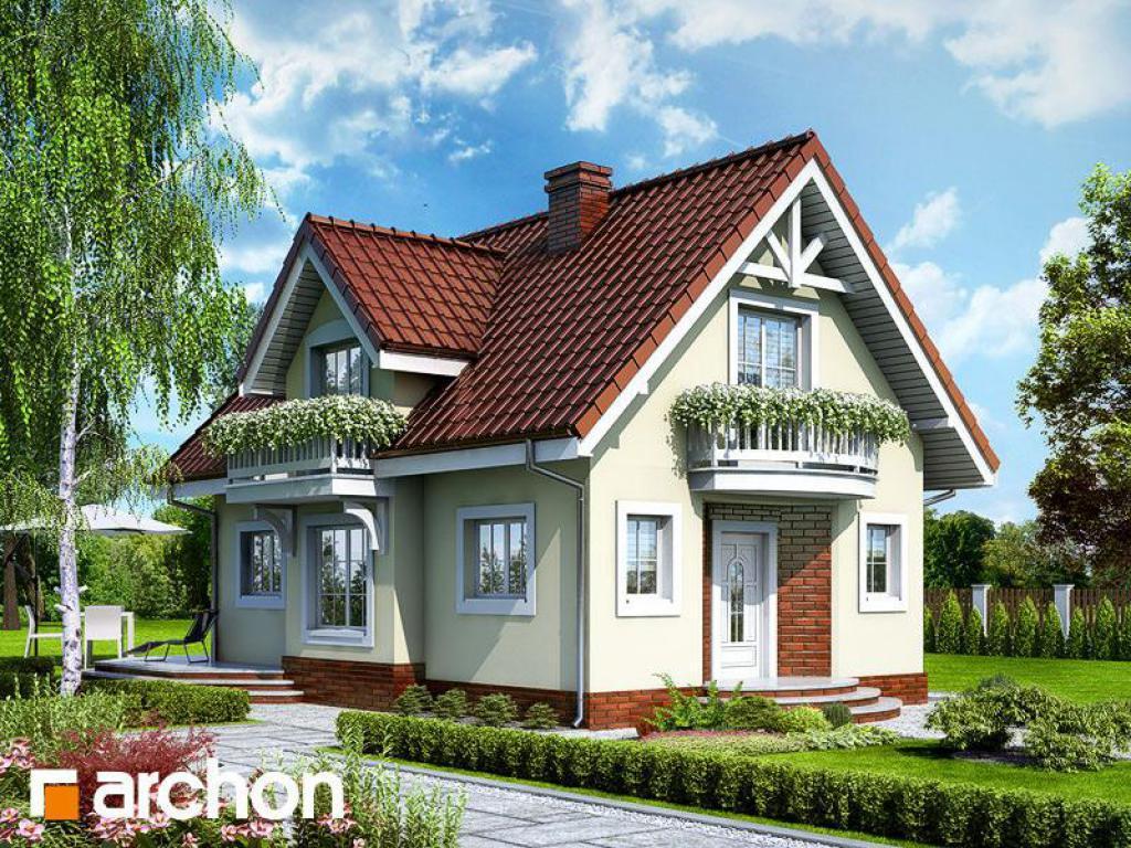 domy Dom w Antonówkach - Żukowo ul. Kasztanowa