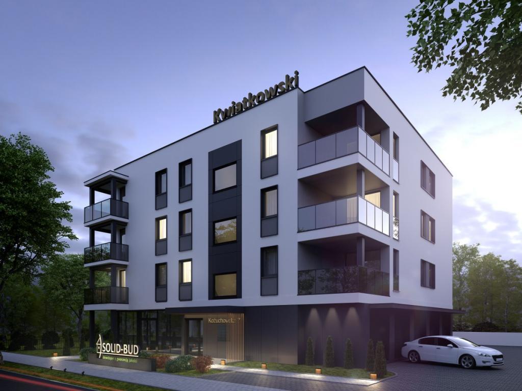 mieszkania Apartamenty Kożuchowska 7
