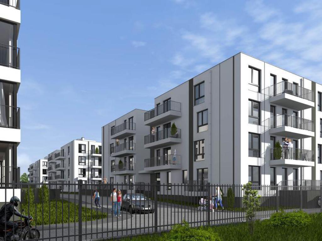 mieszkania Osiedle Klimontowska BIS